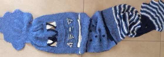 Tullow Scarf