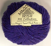 Maggi's British Tweed Fleck Aran