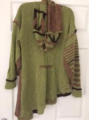 Spring Green/Choc/Bronze Front