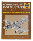 North American P-51 Mustang Owner's Workshop Manual