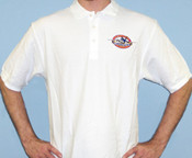 GML Devon and Jones Polo Shirt - White