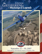 Mustangs and Legends Event Program