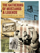 Mustangs and Legends History Poster 1 of 4