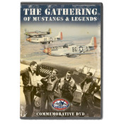 The Gathering of Mustangs & Legends Commemorative DVD
