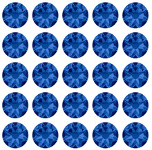 Capri Blue 30ss Swarovski Diamonds