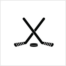 Hockey Stick Professional Stencil Insert