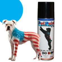 Colored Hairspray - Beagle Blue