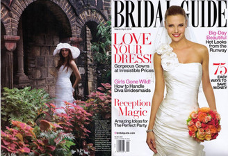 Bridal Guide Magazine March April 2010