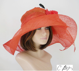 Coral- Orange Angel