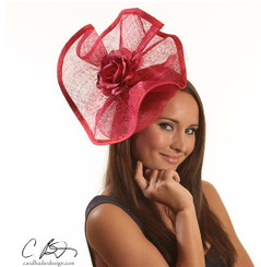Spectator Fascinator-12 colors