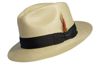 "Men's Fine Straw ""Christy's"" hat"