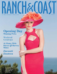 Ranch & Coast Magazine Cover July 2013