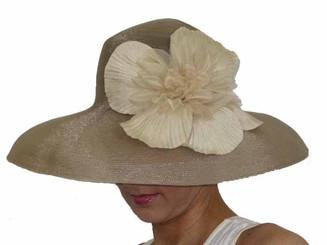 Stella Hat by Patricia Underwood