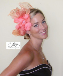 Sunset Fascinator 10 colors