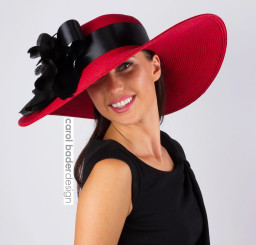 Thoroughbred Girl Red