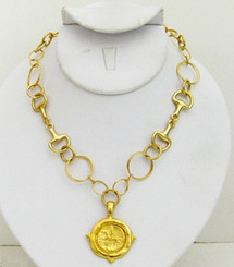 Bit Chain with Medallion