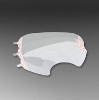 Full Facepiece Lens Covers, 6000 Series