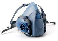 3M Half-Face Reusable Respirator, 7500 Series
