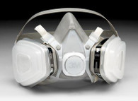 Half-Face Disposable Respirator Assembly, Organic Vapor/P95