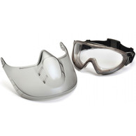 Capstone Shield w/ Goggle