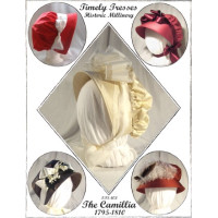 Camilla Regency Bonnet Pattern