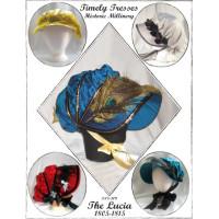 Lucia Regency Bonnet Pattern