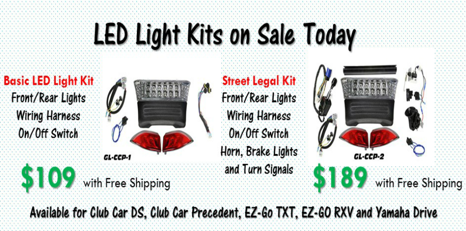club car precedent light kit wiring diagram club extremekartz com golf cart parts and accessories dyi home on club car precedent light kit wiring