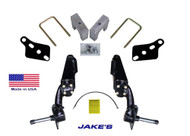 "Jakes CC 6"" LIFT KIT W/4 WHEEL MECHANICAL BRAKES SPINDLE GAS & ELECTRIC"