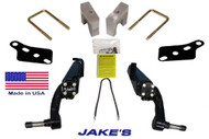 "Jakes CC 6"" LIFT KIT 2004 & NEWER DS GAS & ELECTRIC / PLASTIC DUST COVERS"