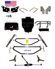 Jakes CC LIFT KIT 2004 & UP DS LONG TRAVEL GAS & ELECTRIC / ADJUSTABLE FRONT 6-10""