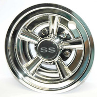 "WHEEL COVER SS  STYLE MAG STANDARD 8"" WHEELS"