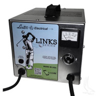 Battery Charger, Lester Link Series, 48V Club Car PowerDrive Plug