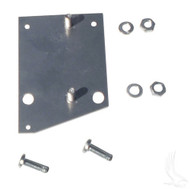 Bracket, Mounting, Alltrax Controller to Heavy Duty Solenoid