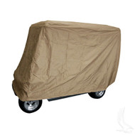 "Storage Cover, Carts w/ 80"" Top Weather Protection"