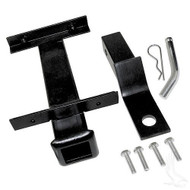 Bumper Hitch, Rear Seat Kit Cargo Equipment easy installation