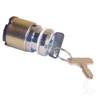 Golf Cart Ignition Key Switch, Club Car Electric 81-95