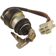 Key Switch, Yamaha G2/G8/G9/G11 4-cycle Gas & electric 85-95