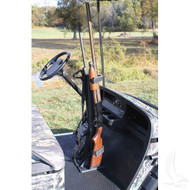 Floor Mount Dual Gun Rack
