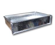 Madjax ALUMINUM CARGO BOX (REQUIRES MOUNTING BRACKETS)