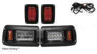 Club Car DS LED Light Package Plug and Play