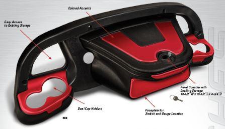 Doubletake Sentry Dashboard For Club Car Precedent
