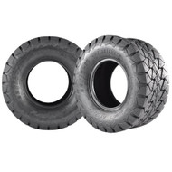 22x10x10 Timberwolf All-Terrain Tire , smooth ride 50% quieter than standard AT type tread design
