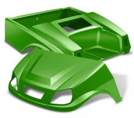 NEW EZ-GO TXT Titan Body in Lime Green