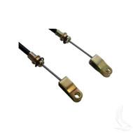 """Brake Cable, 37 1/4"""" Driver Side, E-Z-Go 76-87"""