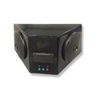 "Madjax Speaker Box Kit w/ Built-in bluetooth miniamp, 5"" speakers and power center"