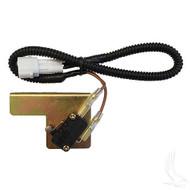 Brake Switch w/ Bracket, Plug & Play, E-Z-Go RXV Electric