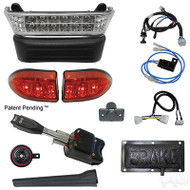Club Car Precedent LED Light Kit Deluxe