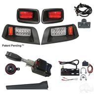 EZ-Go TXT 96-13 LED Deluxe Light Kit Delay Timer Brake