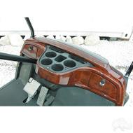 RHOX Dashboard Dark Woodgrain for Yamaha Drive