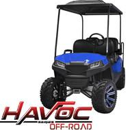 Madjax Havoc Front Cowl Off Road w/Light Kit for Yamaha Drive 2007-16